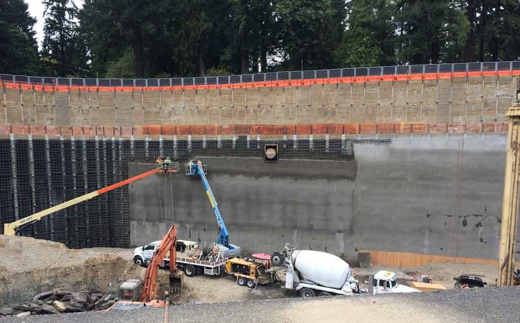 Washington Park Reservoir improvements