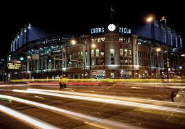 Coors field at night. Photo courtesy of wallpapersafari.com