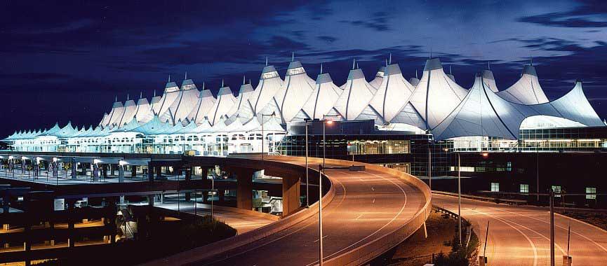 Denver International Airport. Photo courtesy of BirdAir Inc.