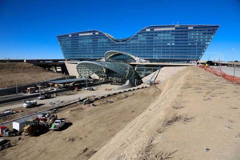 CMTS LLC • Denver International Airport