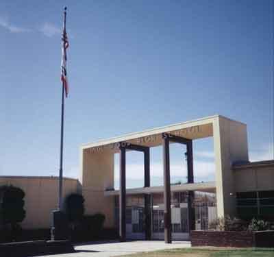 Flat at Inglewood High School