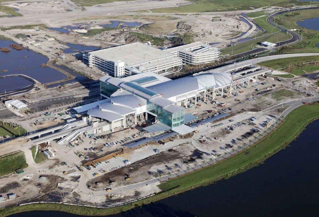 Terminal Construction complete