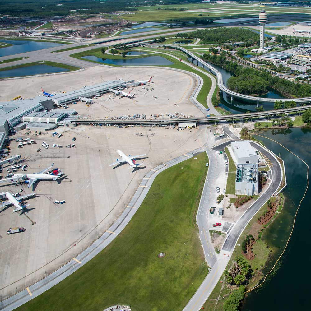 Greater Orlando International Airport