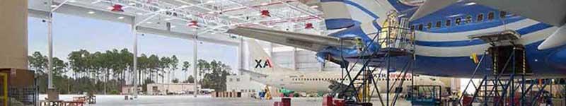 Hangar 955 at Jacksonville International Airport