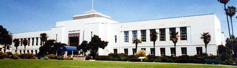 Santa Monica Public Works building